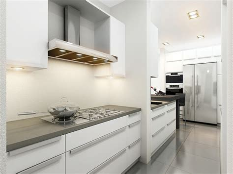 Standard White Kitchen Pantry Cabinet