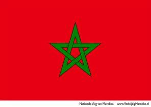 Afbeeldingsresultaten voor vlag van marokko