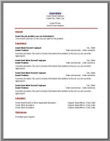 Resume Maker Template Resume Template Microsoft Word Resume Template Black Freeman Free Resume Builder Resume Exles