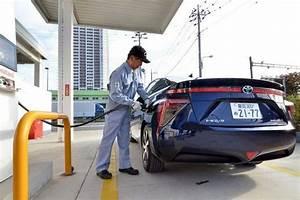 Station Hydrogène Prix : voiture pile combustible hydrog ne ~ Medecine-chirurgie-esthetiques.com Avis de Voitures