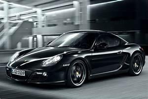 Porsche Cayman Occasion Le Bon Coin : porsche cayman s black edition limitiertes sondermodell heise autos ~ Gottalentnigeria.com Avis de Voitures