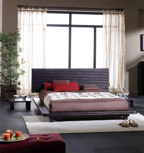 canap lit japonais lit style japonais en rotin brin d 39 ouest