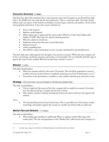 How To Write A Resume Template Free One Page Executive Summary Template Benchmarking You Can 39 T What You Don 39 T Measure 1000