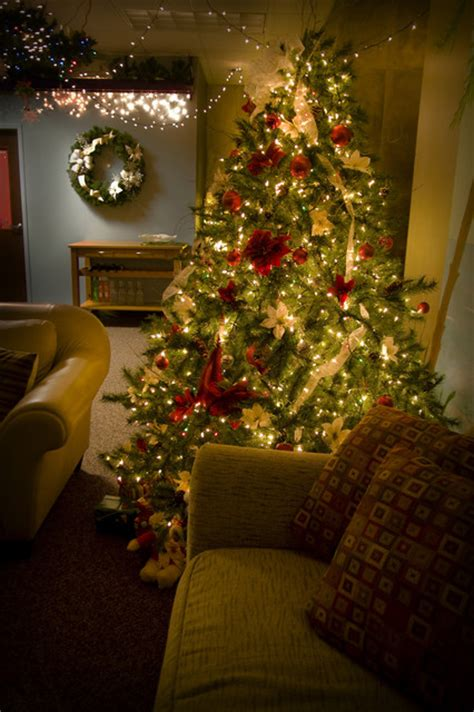christmas decoration  living room inspirations flawssy
