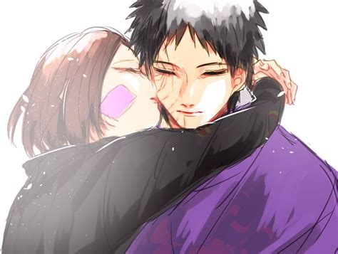 34 Best Obito & Rin Images On Pinterest