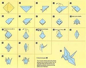 Comment Faire Un Oiseau En Papier : l origami fallait y penser origami faut et blog ~ Melissatoandfro.com Idées de Décoration