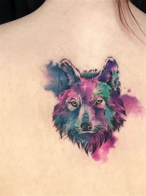 tatouage loup femme connotations et 40 id 233 es sur les emplacements