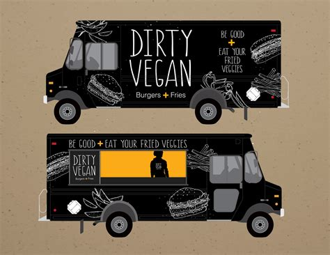 dirty vegan branding roberutsu