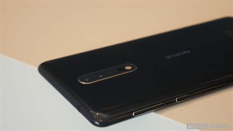 nokia 8 on the android nokia flagship