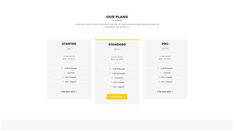 light minimal portfolio website template