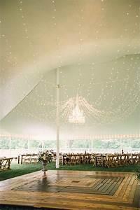 25 stunning wedding reception ideas messagenote for Wedding tent lighting ideas