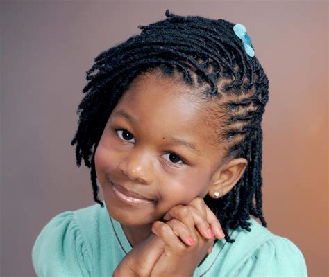 Natural Afro Hairstyles for kids ? GhanaCulturePolitics