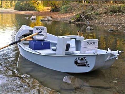 Clacka Boats by Clackacraft Eddy Drift Boat Want Bug Slinging