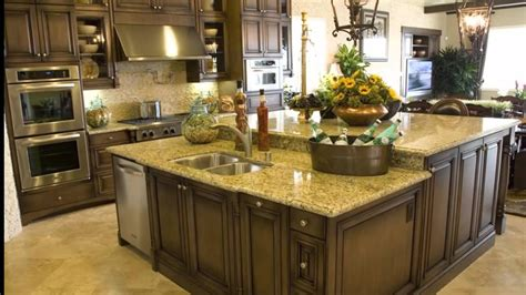 beautiful custom kitchen island ideas youtube