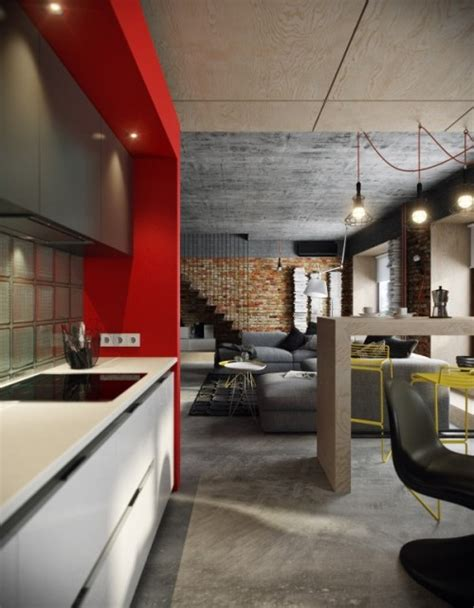 5 Houses That Put A Modern Twist On Exposed Brick by Home Designing 5 Houses That Put A Modern Twist On