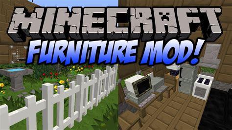 furniture 1 4 update cara mr crayfish furniture mod 1 6 4 1 7 2 Minecraft