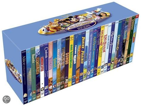 Disney Top Listes Et Classements Bol Com Best Of Disney 30dvd Dvd