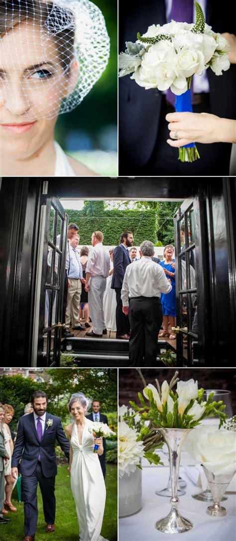greenwich village wedding from 4 style me pretty