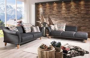 Sofa Grau Günstig : lamar von ponsel polstergarnitur grau polsterm bel g nstig online kaufen sofa couch ~ Watch28wear.com Haus und Dekorationen