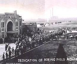 boeing field seattles  municipal airport
