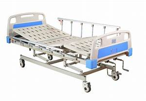 3 Crank Three Function Manual Discount Hospital Bed
