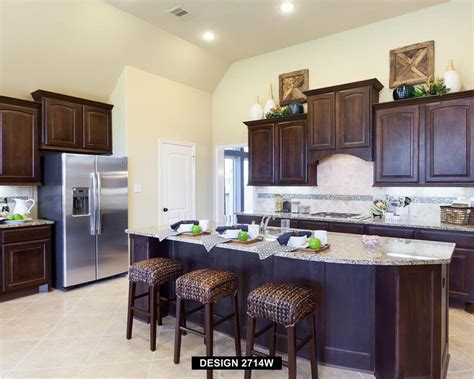 Perry Model Home   Woodforest in Montgomery County, TX