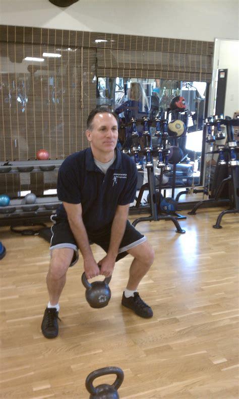 kettlebell training functional spine exercise
