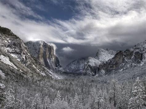 Yosemite National Park America First Wilderness Preserve