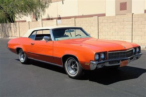 Seller Classic Cars Buick Skylark Orange White