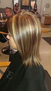 Lots Of Blonde Highlights Short Hairstyle 2013