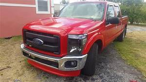 1999 Ford F250 Super Duty 2011-15 Front End Conversion Part  2
