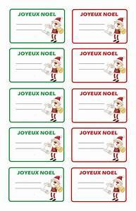 étiquettes De Noel à Imprimer : imprimer tiquettes no l pour cadeaux de no l divers ~ Melissatoandfro.com Idées de Décoration