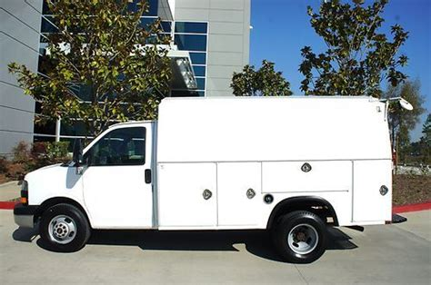repair anti lock braking 2005 gmc savana 1500 electronic toll collection sell used 2005 gmc savana g3500 cutaway ca royal truck body service van low miles 1 owner in los