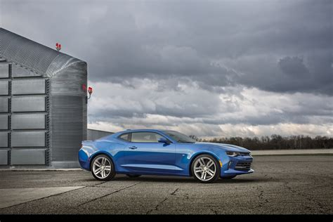 Chevy Unveils Allnew 2016 Camaro In Detroit  Gm Authority