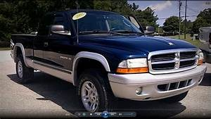 2002 Dodge Dakota Slt Club Cab
