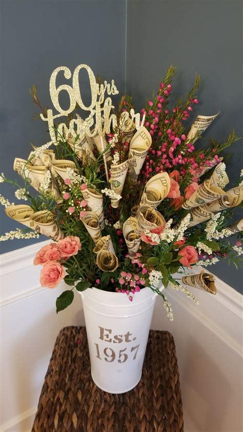 diy money bouquet    laws  wedding anniversary