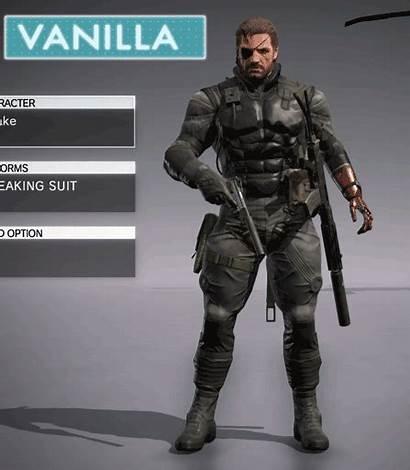 Suit Sneaking Mods Metal Gear Solid Snake