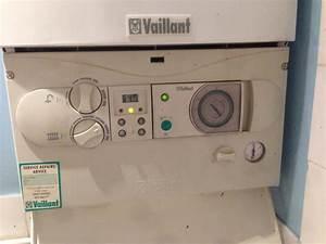 Vaillant Thermocompact Breakdown  Error    Fault Code F 28