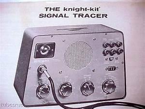 Knightkit Knight Kit Tube Rf Signal Generator Manual