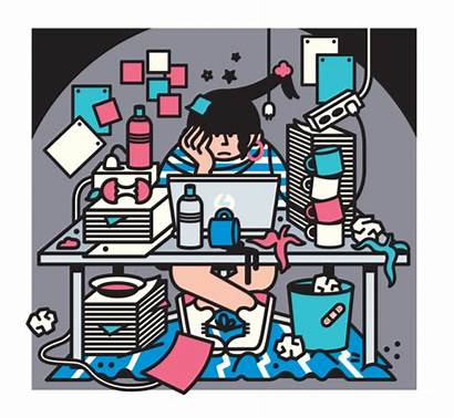 Workspace Tidy Totally Habits Productivity Transform Complesso