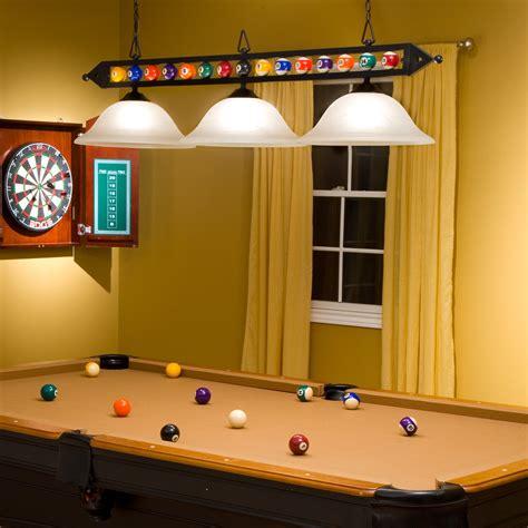 diy pool table light ideas bartley pool table light at hayneedle