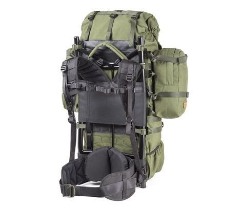 savotta ljk modular finnish army backpack  bushcraft