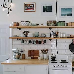 Wandregal Küche Vintage : wandregal k che boho deko diy pinterest wandregal boho und k che ~ Sanjose-hotels-ca.com Haus und Dekorationen