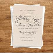 Rustic Kraft Paper Wedding Invitation Kxo Design Woodgrain Crest Letterpress Wedding Above By Nick Brue Hand Lettered Wedding Invitations By Molly Jacques Via Oh So Beautiful Wedding Invitation Cards Sample 2014 Fashion For Beauty Latest Wedding