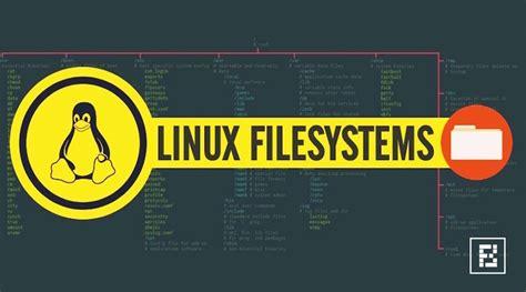 linux filesystems explained ext xfs btrfs zfs