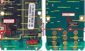 Nokia Phone Hardware  Nokia N85 Keypad Ic Solution 100  Working