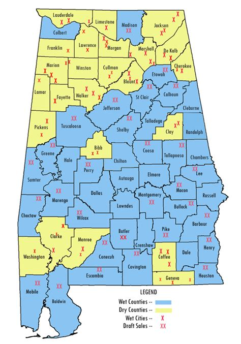Alabama Alcohol Laws A Temperance Tradition So Learn