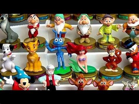 disney  years  magic figures  mcdonalds toys