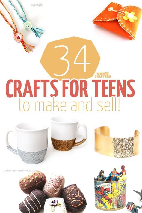 cool crafts  teens    sell activities crafts  handmade