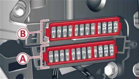 How To Open Audi Fuse Box by Audi A5 2007 2012 Fuse Box Diagram Auto Genius